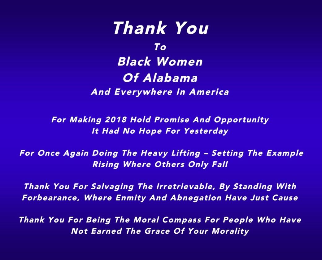 Thank You Black Women